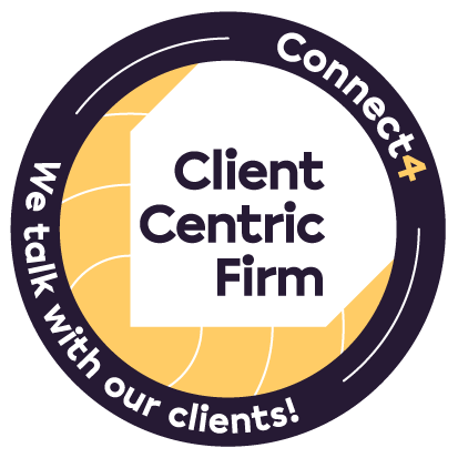 Client Centric Firm Outlined