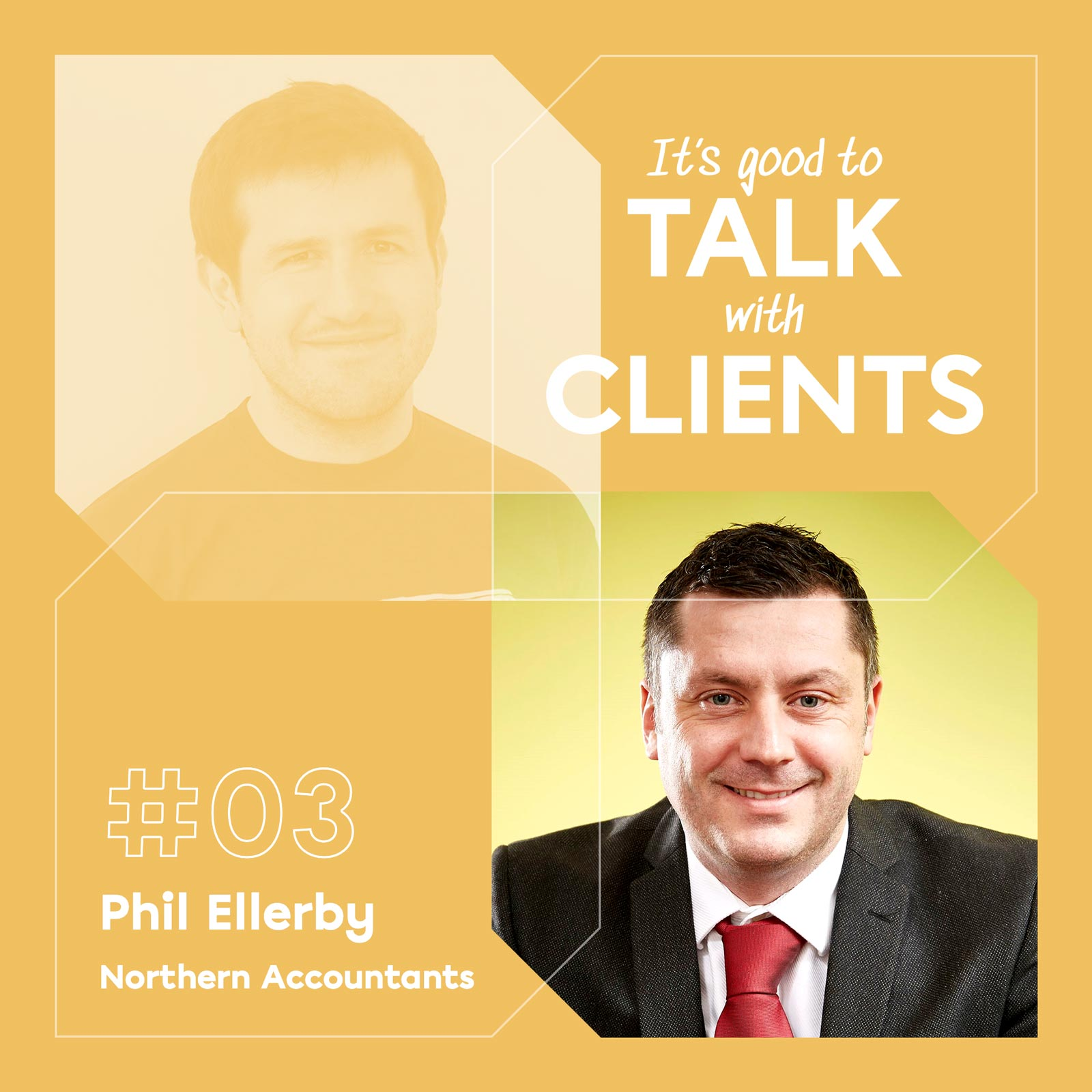 It's good to talk with... Phil Ellerby