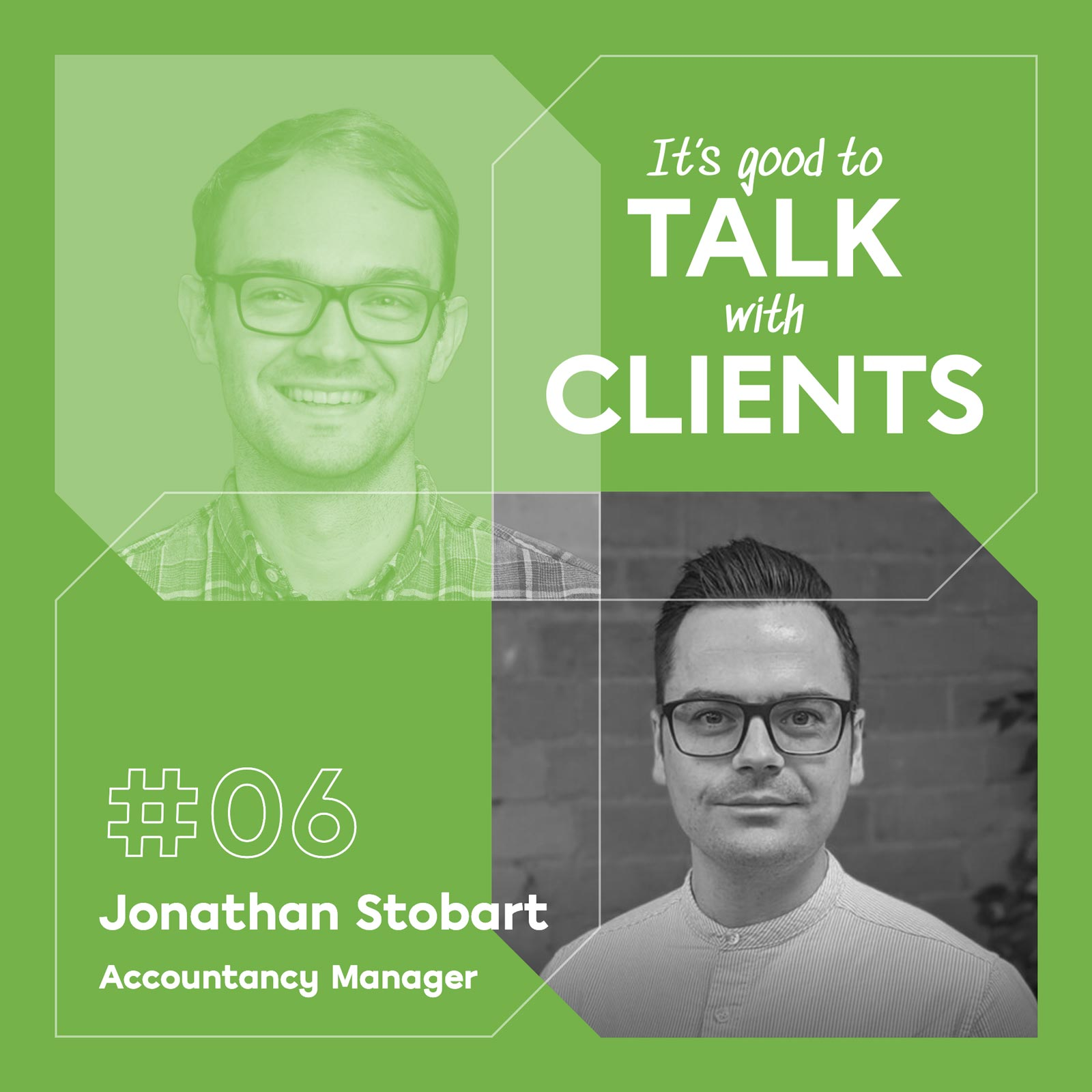 It's good to talk with... Accountancy Manager