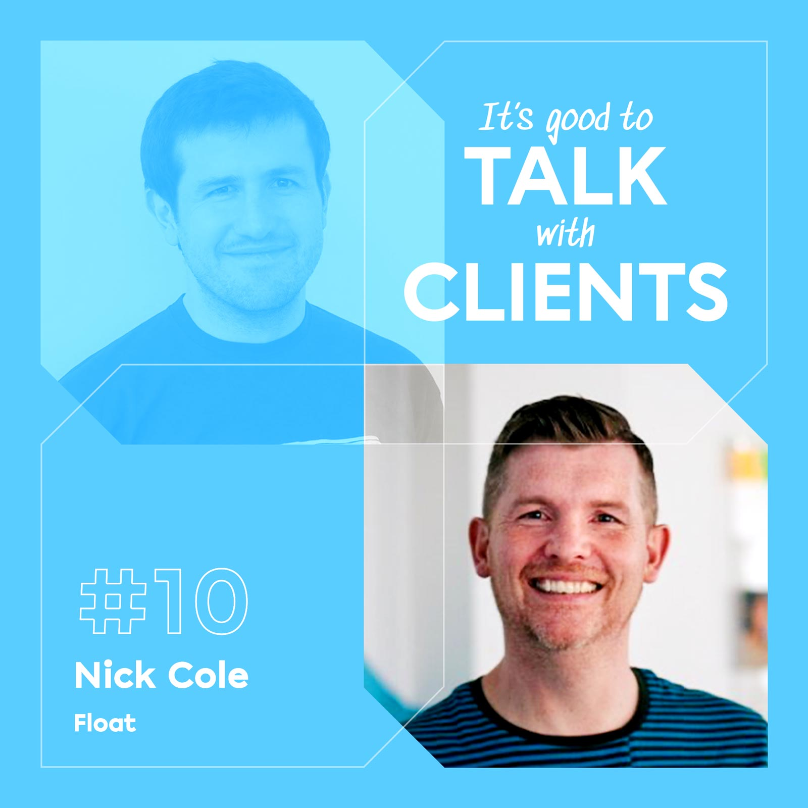 It's good to talk with... Nick Cole