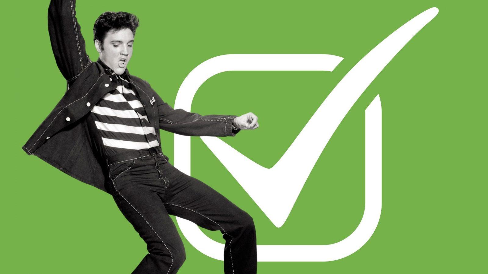Action Elvis