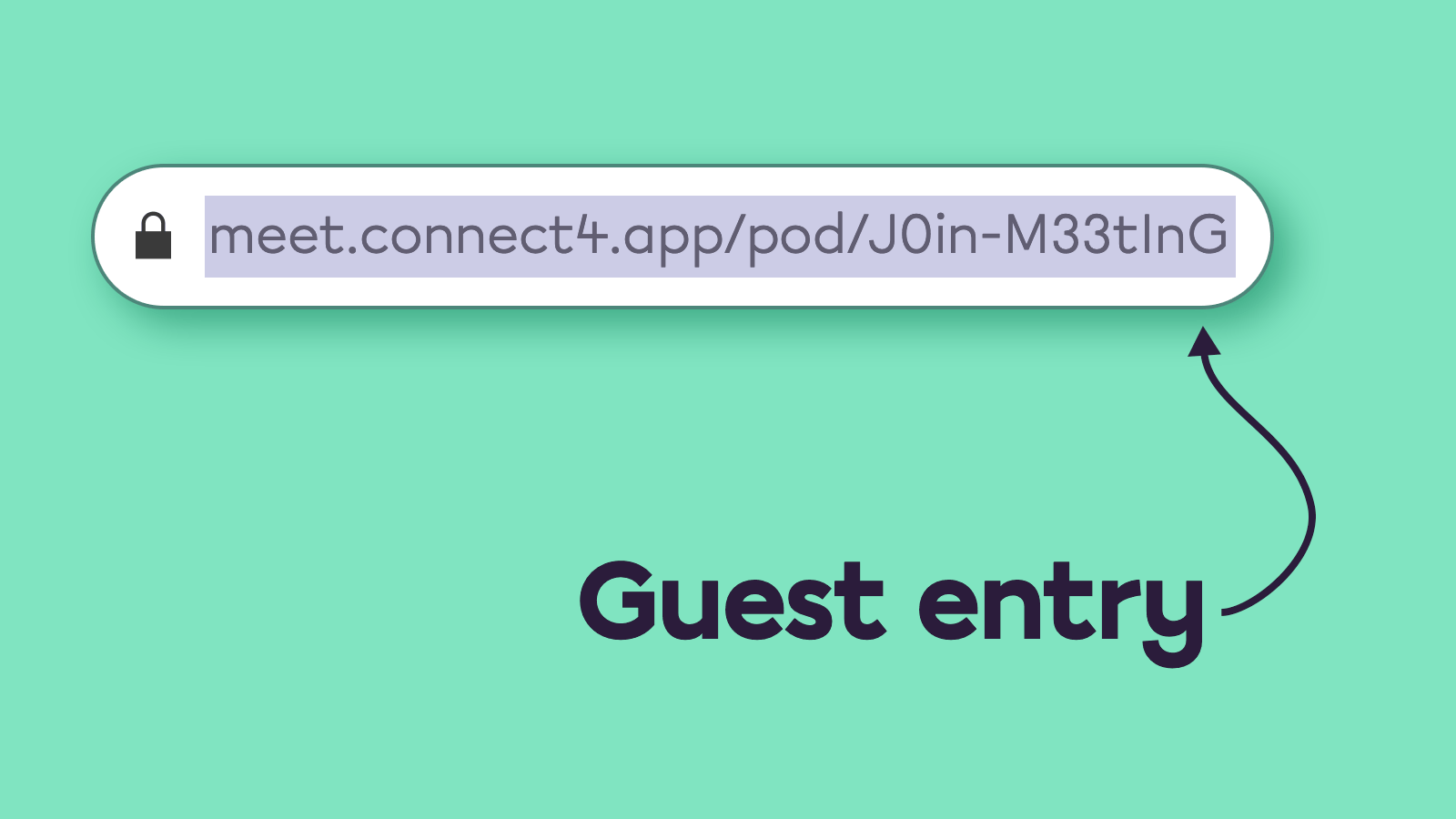 Guest entry